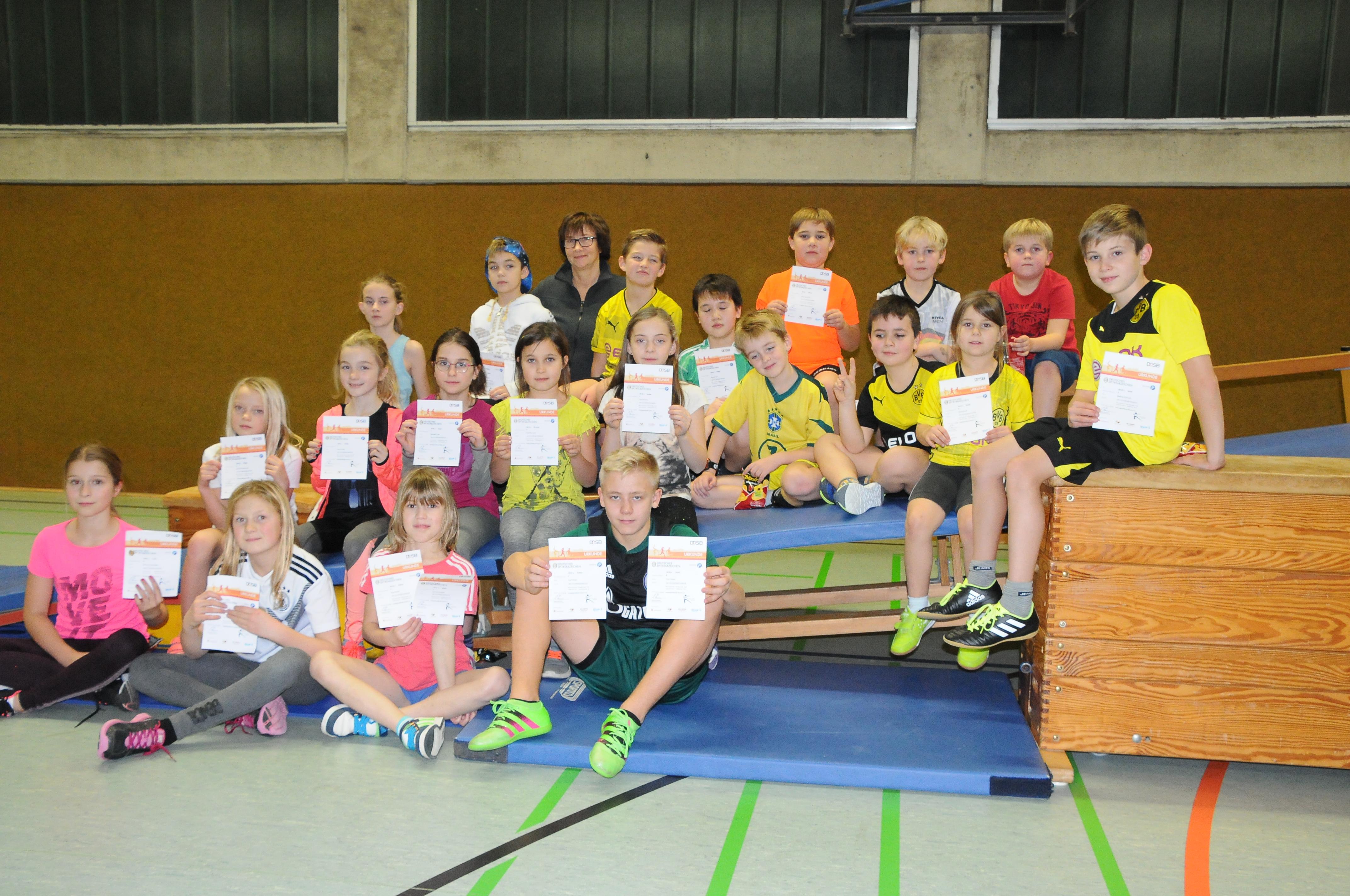 Leichtathletik Club Soester Börde